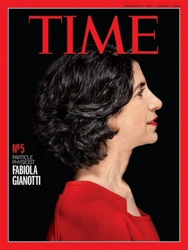 Fabiola Gianotti alla guida del Cern di Ginevra | a little bit of italy and web resources | Scoop.it
