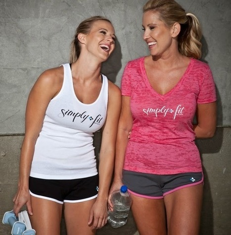 Cozy Fitting Workout Clothes for Women | Simply Fit Clothing | Scoop.it