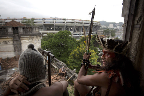 Brazil: World Cup Gentrification Carried Out via Gunpoint - revolution-news.com | BRevolução | Scoop.it