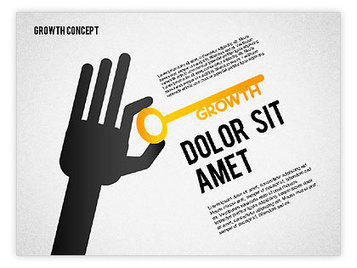 Key to Growth | PowerPoint Diagrams, Charts, and Shapes | Scoop.it