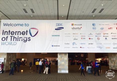 Sigfox & Samsung démontrent le réseau M2M bas-débit au salon IoT World | SIGFOX (FR) | Scoop.it