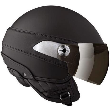 Hugo Boss Motorcycle Helmet - Grease n Gasoline   Morris Minor Classic Cars   Scoop.it