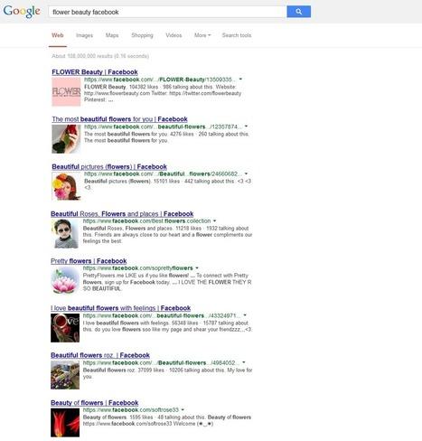 Google teste les images dans ses résultats de recherche - Actualité Abondance | Référencement naturel et payant | Scoop.it