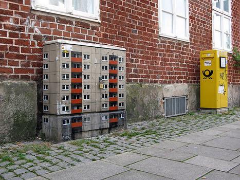 Les mini-immeubles d'Evol | Glanages & Grapillages | Scoop.it