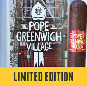 Drew Estate Pope of Greenwich Village Cigars for Sale | Cigars n Stuff | Scoop.it