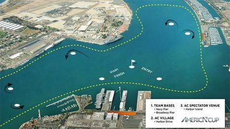 America's Cup World Series shifts focus to San Diego | America's Cup-2013_AC34 | Scoop.it