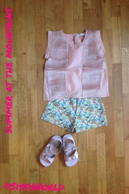 SUMMER AT THE MOUNTAINS | Sissi World | Kids fahion | Scoop.it