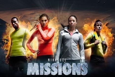 Nike : le premier jeu dans lequel vous avancez en fonction de votre activité physique | Mdelmas.net | Tumblr, geekeries et autres conneries ! | Scoop.it