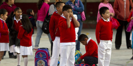 39,000 Teachers In Mexico Can't Be Located | Latino Students in US | Scoop.it