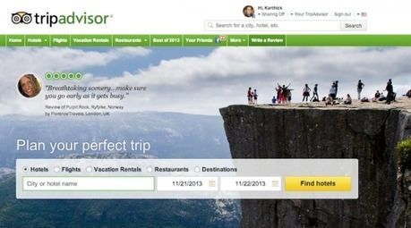 TripAdvisor says no plans to become an OTA, happy to remain booking facilitator - Tnooz | Hôtellerie, luxe & médias sociaux | Scoop.it