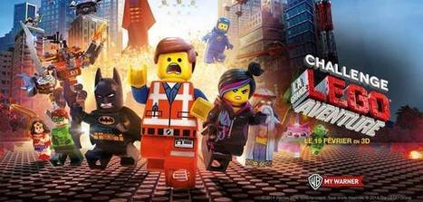 FCINQ fait la promo de La Grande Aventure Lego | Brand Marketing & Branding [fr] Histoires de marques | Scoop.it
