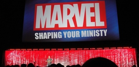 "Shaping Your Ministry the Marvel Comics Way | Youth Ministry Unleashed | Jack ""King"" Kirby 