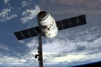 NASA Sets Next SpaceX Dragon Mission, Invites Social Media Users | More Commercial Space News | Scoop.it