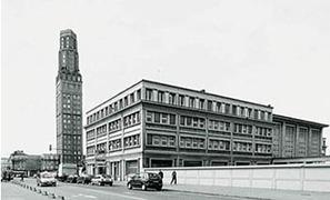12 février 1874 naissance d'Auguste Perret spécialiste du béton armé et architecte français. | Racines de l'Art | Scoop.it