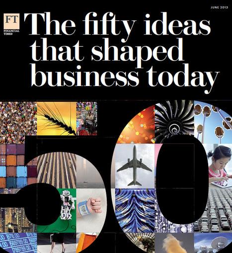 "Financial Times: 50 Top Business Ideas | ""IN-novation"" | Scoop.it"