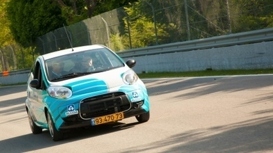Electric car with massive range in demo by Phinergy, Alcoa | Heron | Scoop.it