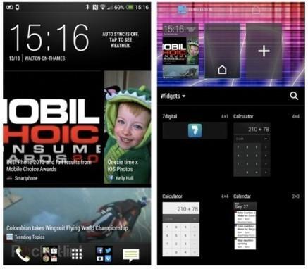 HTC Sense 5.5: le novità della nuova release della UI HTC | SMARTFY - Smartphone, Tablet e Tecnologia | Scoop.it