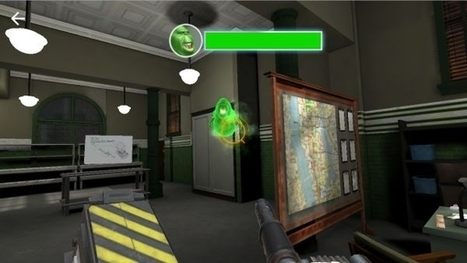 """Ghostbusters"" devient une application en réalité virtuelle 