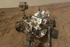 Mars Rover Curiosity's Rock-Blasting Laser Reaches Milestone - eWeek | Loki Mars Promotes | Scoop.it