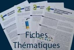 Fiches thématiques liées aux 6 orientations pour réussir la Transition énergétique | Liens pour la STI2D | Scoop.it