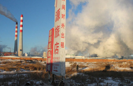 Oops. China Choosing Carbon Dead End for Part of Air Pollution Solution. | eco inovation | Scoop.it