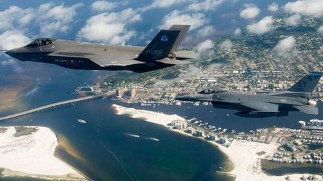 Air force to share guard duty with the Dutch | Daily Crew | Scoop.it
