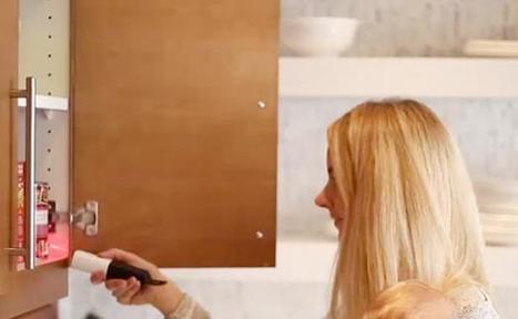 Amazon Dash: Une télécommande pour faire ses courses depuis la cuisine   Alimentation   Scoop.it