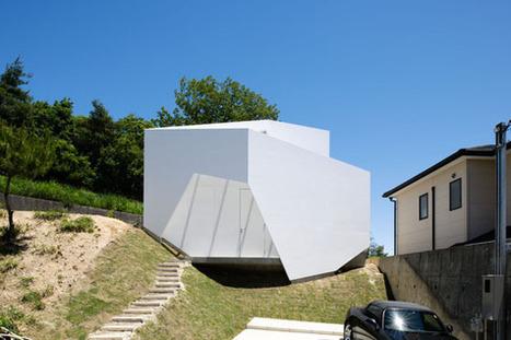 Archidéroutant : YSY House par AUAU | Architecture pour tous | Scoop.it