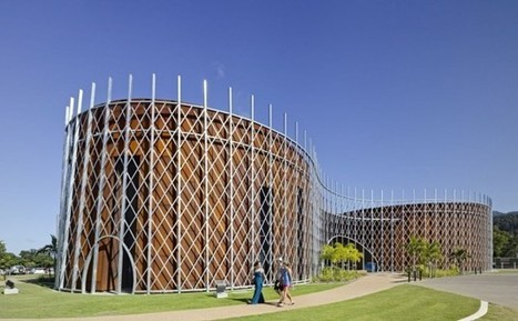 The Cairns Institute by Woods Bagot and RPA Architects | sustainable architecture | Scoop.it