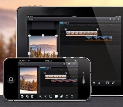 Techowto: 5 Best Video Editing Apps for iOS Devices You Should Download | 10 Mind blowing tricks for iPhone and iPad users | Scoop.it