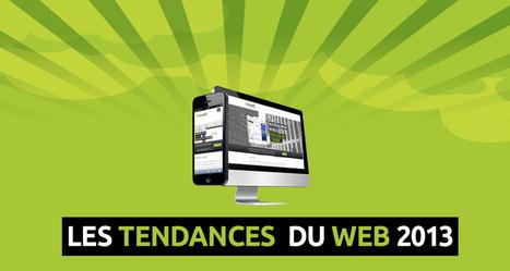Tendance du web 2013 | Ze Kool News | Scoop.it