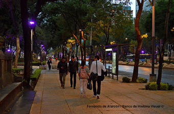 Banco de Historia Visual ©: Paseo nocturno. | Banco de Historia Visual | Scoop.it