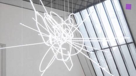 Cerith Wyn Evans | Art Installations, Sculpture, Contemporary Art | Scoop.it