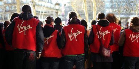 Les magasins Virgin vont déposer le bilan - le Monde | Bruce Springsteen | Scoop.it