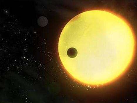 ¿Cómo podemos pesar una estrella si se encuentra a miles de millones de kilómetros de distancia?   tecnologia   Scoop.it