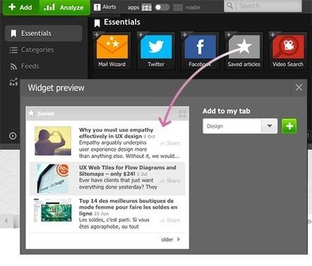 Quick Look: Save Your Articles in App View | Skolbiblioteket och lärande | Scoop.it