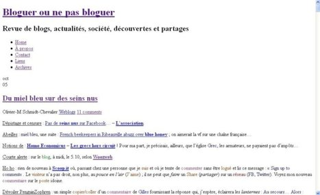 Rien ne va plus | The Blog's Revue by OlivierSC | Scoop.it