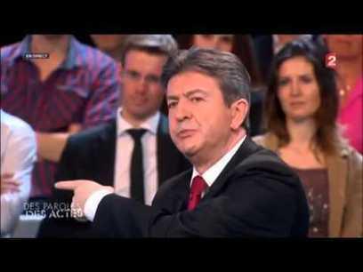 Débat J-L MELENCHON vs J. ATTALI SUR LA DETTE   Crise explications solutions   Scoop.it