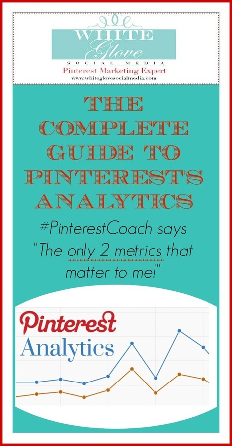 Pinterest Consultant: Pinterest analytics the only two that matter | Pinterest | Scoop.it