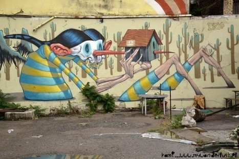 VisitSofia, Bulgaria - the city that can be a new Berlin! | World of Street & Outdoor Arts | Scoop.it