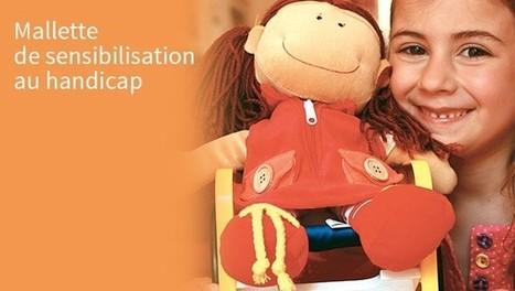 3 conseils pour créer une mallette de sensibilisation au handicap - Blog Hop'Toys | Handicap et société | Scoop.it