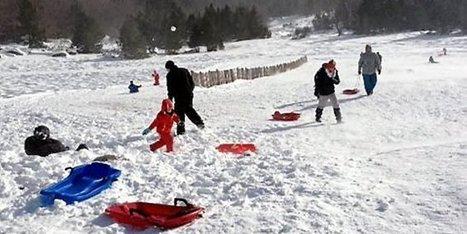 Lozère : la neige est enfin arrivée   Les Cévennes comme on les aime !   Scoop.it
