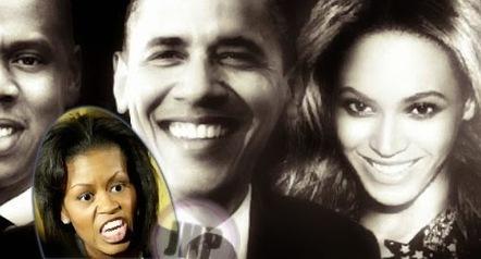 Bomba in arrivo: Beyoncé è l'amante di Obama? - JHP by Jimi Paradise™ | GOSSIP, NEWS & SPORT! | Scoop.it