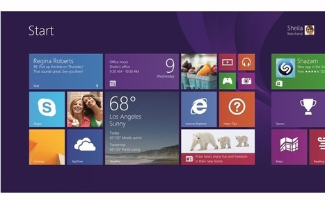 7 hidden features in Microsoft Windows 8.1 - Telegraph | Wiki_Universe | Scoop.it