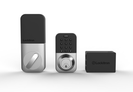 Lockitron Releases 3rd Gen $99 Connected Door Lock, Aims To Improve Product Accessibility | Videointercom IP | Scoop.it