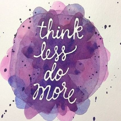 think less do more ♥♥ For more quotes on #motivation, visit www.amoshjewellery.com.au #amoshjewellery - Vanuatu | Real Estate | Scoop.it