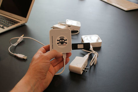 Secure Communications with PirateBox - Best Security Search | Raspberry Pi | Scoop.it