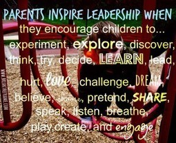 Parents as Leadership Coaches | Digital Learning, Technology, Education | Scoop.it
