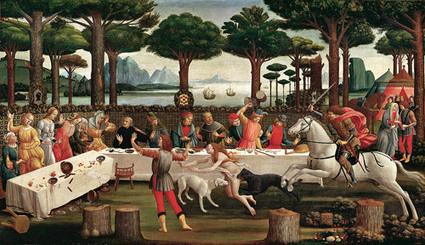"""""""S"""" de Saber: ¿Cuál ha sido el mayor banquete de la Historia?   Los Placeres de la Mesa   Scoop.it"""