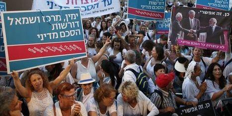 En Israël, le combat des femmes pour la paix   La résilience territoriale pour un avenir durable   Scoop.it
